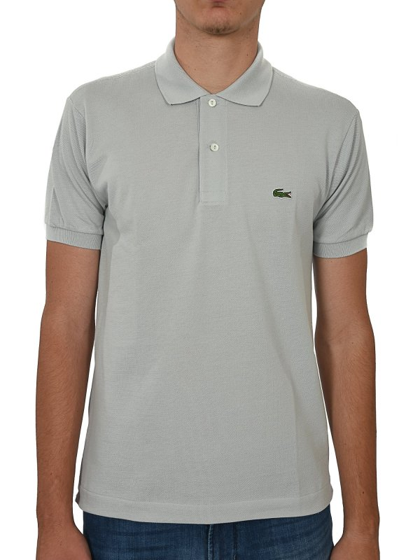 LACOSTE POLO CLASSIC FIT  ΠΑΓΟΣ ΓΚΡΙ