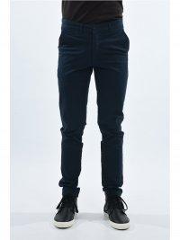 DORS DORS ΠΑΝΤΕΛΟΝΙ CHINO TAPERED FIT ΜΠΛΕ