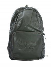 ARMANI JEANS ARMANI JEANS ΤΣΑΝΤΑ BACKPACK ECOLEATHER ΛΑΔΙ