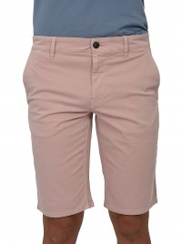 BOSS CASUAL BOSS CASUAL ΒΕΡΜΟΥΔΑ CHINO SCHINO-SLIM-SHORTS D ΡΟΖ