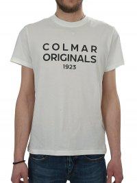 COLMAR COLMAR T-SHIRT ΚΜ ORIGINALS 1923 ΥΠΟΛΕΥΚΟ