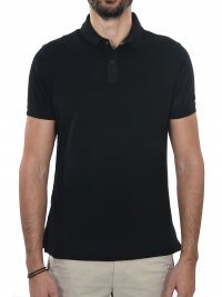 BARBOUR BARBOUR POLO KM ΜΑΥΡΟ