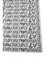 ARMANI 7 ARMANI 7 ΠΕΤΣΕΤΑ ΘΑΛΑΣΣΗΣ LOGO ΛΕΥΚΟ-ΜΑΥΡΟ