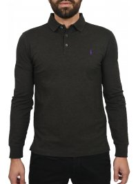 RALPH LAUREN RALPH LAUREN POLO MM ΓΚΡΙ