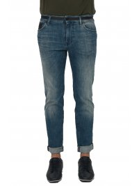 BOSS  BOSS CASUAL ΠΑΝΤΕΛΟΝΙ JEANS MAINE BC-C PROJECT ΜΠΛΕ