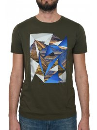 BOSS CASUAL BOSS CASUAL T-SHIRT TEEDOG 3 ΛΑΔΙ