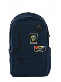 TIMBERLAND TIMBERLAND ΤΣΑΝΤΑ ΠΛΑΤΗΣ CLASSIC BACKPACK PAT ΜΠΛΕ