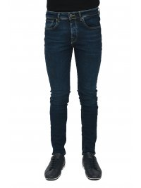 SELECTED SELECTED ΠΑΝΤΕΛΟΝΙ JEANS SKINNY PETE ΜΠΛΕ