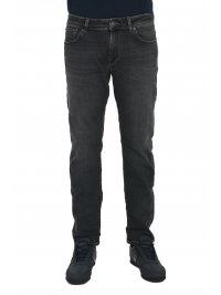 SELECTED SELECTED ΠΑΝΤΕΛΟΝΙ JEANS STRAIGHT  FIT STRETCH DENIM ΓΚΡΙ
