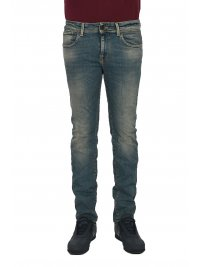 SELECTED SELECTED ΠΑΝΤΕΛΟΝΙ JEANS SLIM LEON ΓΑΛΑΖΙΟ