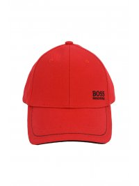BOSS ATHLEISURE BOSS ATHLEISURE ΚΑΠΕΛΟ CAP 1 ΚΟΚΚΙΝΟ