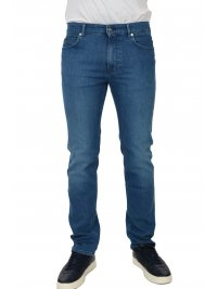 BOSS  BOSS BUSINESS ΠΑΝΤΕΛΟΝΙ JEANS MAINE BA-C REGULAR FIT STRETCH  ΜΠΛΕ