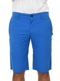 BOSS  BOSS CASUAL ΒΕΡΜΟΥΔΑ CHINO SCHINO-REGULAR SHORT ΡΟΥΑ  ΜΠΛΕ