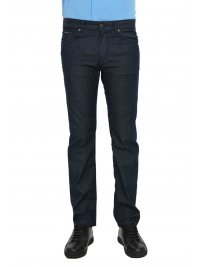 BOSS  BOSS BUSINESS ΠΑΝΤΕΛΟΝΙ JEANS MAINE3 STRETCH  REGULAR FIT ΜΠΛΕ