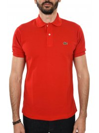 LACOSTE LACOSTE POLO CLASSIC FIT ΚΟΚΚΙΝΟ