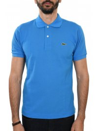 LACOSTE LACOSTE POLO CLASSIC FIT ΓΑΛΑΖΙΟ