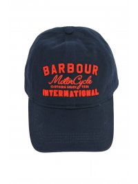 BARBOUR BARBOUR INTERNATIONAL ΚΑΠΕΛΟ ΜΠΛΕ