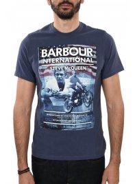 BARBOUR BARBOUR STEVE McQUEEN T-SHIRT ΛΙΛΑ