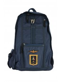 AERONAUTICA MILITARE AERONAUTICA MILITARE ΤΣΑΝΤΑ BACKPACK ZANETTO FRECCE TRICOLORI ΜΠΛΕ