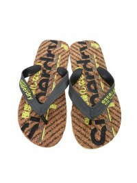 SUPERDRY SUPERDRY ΣΑΓΙΟΝΑΡΕΣ CORK COLOUR POP FLIP FLOP ΓΚΡΙ