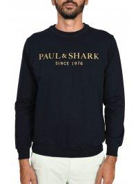 PAUL&SHARK PAUL&SHARK ΦΟΥΤΕΡ LOGO ΜΠΛΕ