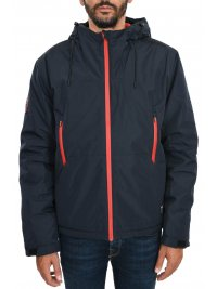 SUPERDRY SUPERDRY ΜΠΟΥΦΑΝ PADDED ELITE JACKET ΜΠΛΕ