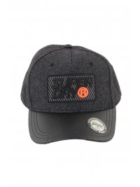 SUPERDRY SUPERDRY ΚΑΠΕΛΟ JOCKEY WINTER BASEBALL CAP ΑΝΘΡΑΚΙ