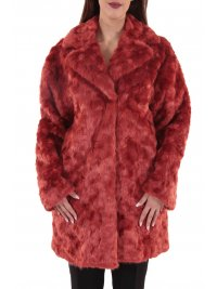 CARACTERE CARACTERE ΜΠΟΥΦΑΝ FAUX FUR AMELIA ΕΚΑΙ