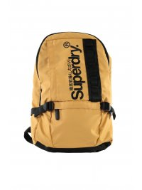 SUPERDRY SUPERDRY ΤΣΑΝΤΑ BACKPACK SLIM LINE TARP RUCKSACK ΚΙΤΡΙΝΟ