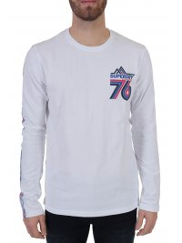 SUPERDRY SUPERDRY T-SHIRT ΣΤΑΜΠΑ DOWNHILL RACER ΛΕΥΚΟ
