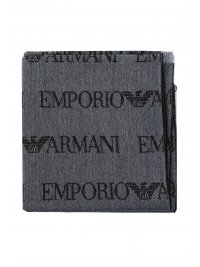 EMPORIO ARMANI EMPORIO ARMANI ΚΑΣΚΩΛ LOGO ΓΚΡΙ