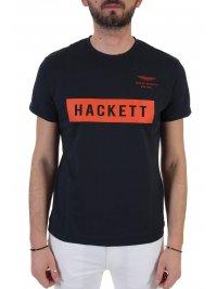 HACKETT HACKETT T-SHIRT AMR ΜΠΛΕ