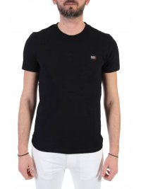 SUPERDRY SUPERDRY T-SHIRT COLLECTIVE ΜΑΥΡΟ