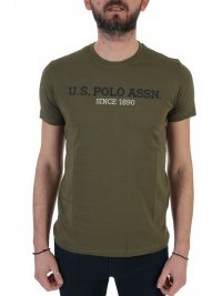 U.S. POLO ASSN U.S. POLO ASSN T-SHIRT INSTITUTIONAL ΛΑΔΙ