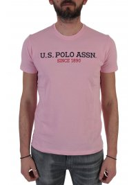 U.S. POLO ASSN U.S. POLO ASSN T-SHIRT INSTITUTIONAL ΡΟΖ