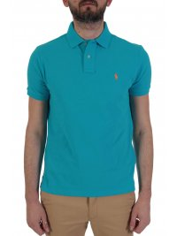 RALPH LAUREN RALPH LAUREN POLO CUSTOM SLIM FIT  ΤΥΡΚΟΥΑΖ
