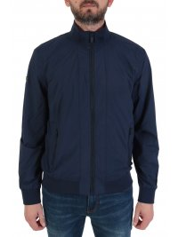 SUPERDRY SUPERDRY ΜΠΟΥΦΑΝ BOMBER LIGHTWEIGHT HARRINGTON ΜΠΛΕ