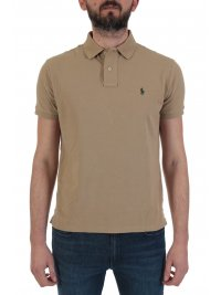 RALPH LAUREN RALPH LAUREN POLO CUSTOM SLIM FIT  ΜΠΕΖ