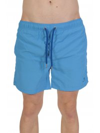 GANT GANT ΜΑΓΙΩ BASIC SWIM SHORTS CLASSIC FIT ΓΑΛΑΖΙΟ
