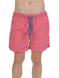 GANT GANT ΜΑΓΙΩ BASIC SWIM SHORTS CLASSIC FIT ΡΟΖ