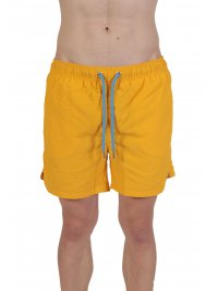 GANT GANT ΜΑΓΙΩ BASIC SWIM SHORTS CLASSIC FIT ΚΙΤΡΙΝΟ