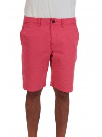 SUPERDRY SUPERDRY ΒΕΡΜΟΥΔΑ INTERNATIONAL CHINO SHORT ΦΟΥΞΙΑ
