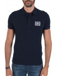LACOSTE LACOSTE POLO SLIM FIT ΘΥΡΑΙΟΣ ΜΠΛΕ