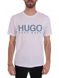 HUGO HUGO T-SHIRT DOLIVE204 ΛΕΥΚΟ