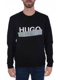 HUGO HUGO ΦΟΥΤΕΡ UNISEX DICAGO_U204 ΜΑΥΡΟ