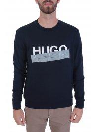 HUGO HUGO ΦΟΥΤΕΡ UNISEX DICAGO_U204 ΜΠΛΕ