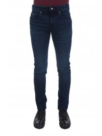 BOSS  BOSS ΠΑΝΤΕΛΟΝΙ JEANS DELAWARE BC-L-P HOUSE SLIM FIT ΜΠΛΕ