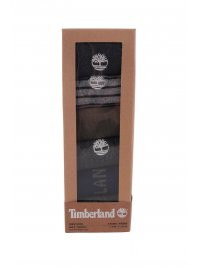 TIMBERLAND TIMBERLAND ΚΑΛΤΣΕΣ 6PACK GIFT BOX MULTI