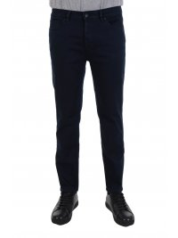 HUGO HUGO ΠΑΝΤΕΛΟΝΙ JEANS TAPERED FIT HUGO 634 ΜΠΛΕ