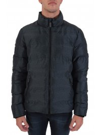 SUPERDRY SUPERDRY ΜΠΟΥΦΑΝ ULTIMATE RADAR QUILT JACKET ΓΚΡΙ